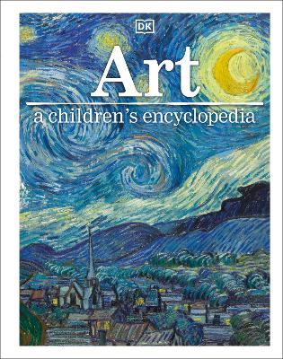 Art A Children's Encyclopedia book