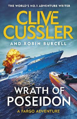 Wrath of Poseidon by Clive Cussler