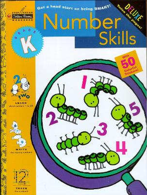 Step ahead Number Skills (K) by Golden Books