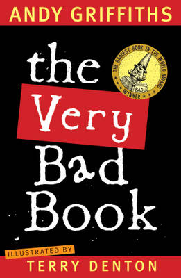 Very Bad Book by Andy Griffiths