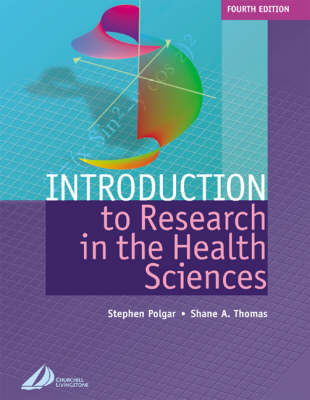 Introduction to Research in Health Sciences by Stephen Polgar