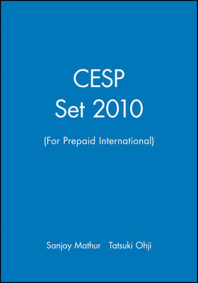 CESP Set 2010 (For Prepaid International) by ACerS (American Ceramic Society)