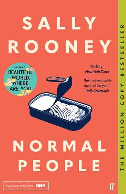 Normal People: One million copies sold by Sally Rooney