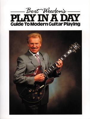 Bert Weedon's Play in a Day by Bert Weedon