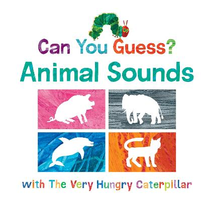 Can You Guess? Animal Sounds with The Very Hungry Caterpillar book