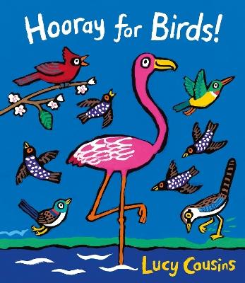Hooray for Birds! book