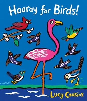 Hooray for Birds! by Cousins Lucy