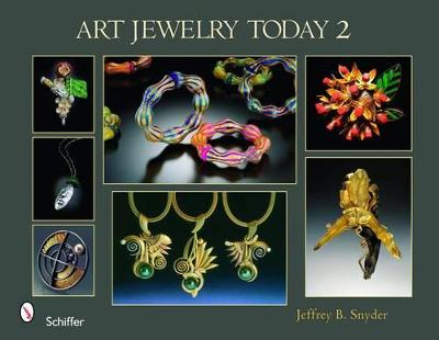 Art Jewelry Today 2 book