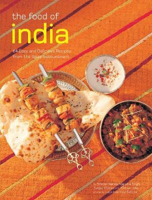 Food of India by Brinder Narula