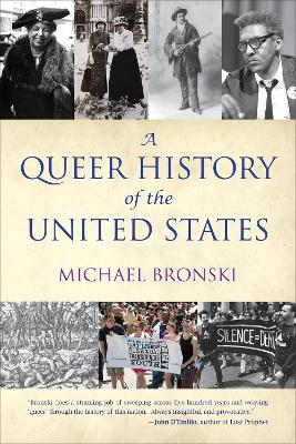 Queer History of the United States book