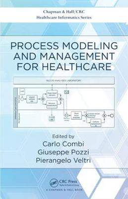 Process Modeling and Management for Healthcare book