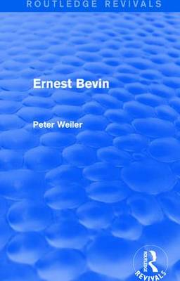 Ernest Bevin book