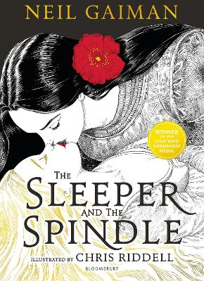 The The Sleeper and the Spindle by Neil Gaiman