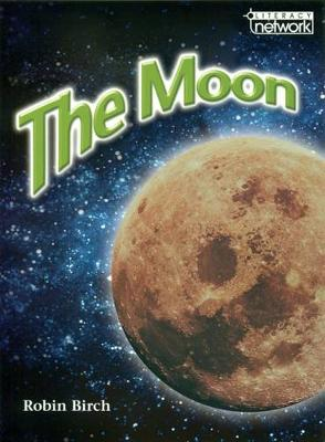 The Moon Topic Book by Robin Birch