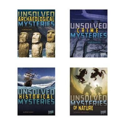 Unsolved Mystery Files by Sean Stewart Price