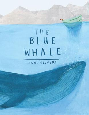 The Blue Whale by Jenni Desmond