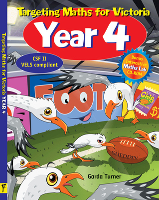 Targeting Maths for Victoria: Year 4 Student Book by Garda Turner