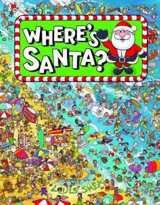 Where's Santa? + Jigsaw by Louis Shea