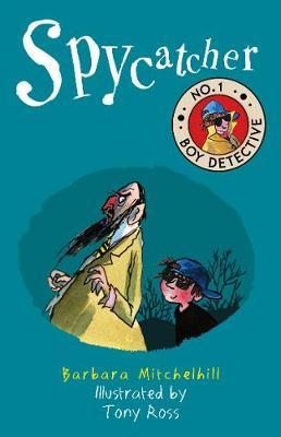 Spycatcher (No. 1 Boy Detective) by Barbara Mitchelhill