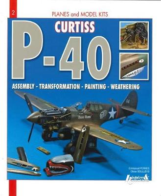 P-40 Curtiss by Olivier Souleys