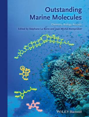 Outstanding Marine Molecules by Stephane La Barre