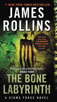 The Bone Labyrinth by James Rollins