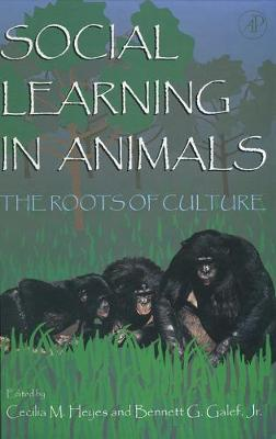 Social Learning In Animals by Cecilia Heyes