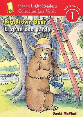 Big Brown Bear/el Gran Oso Pardo book