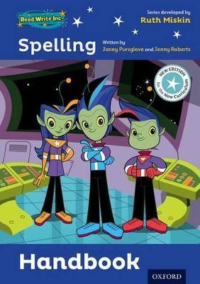 Read Write Inc. Spelling: Teaching Handbook book
