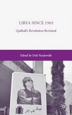Libya since 1969 book
