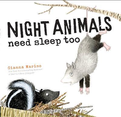 Night Animals Need Sleep Too book