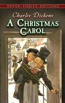 Christmas Carol by ,Charles Dickens