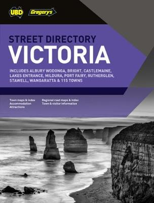 Victoria Street Directory 19th ed by UBD Gregory's