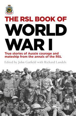 RSL Book of World War I book