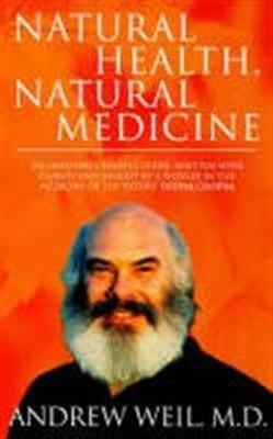 Natural Health, Natural Medicine book