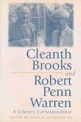 Literary Correspondence by Cleanth Brooks