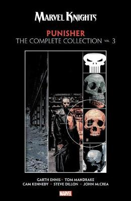 Marvel Knights Punisher By Garth Ennis: The Complete Collection Vol. 3 by Garth Ennis