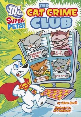 Cat Crime Club by ,Steve Korte