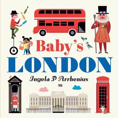 Baby's London book