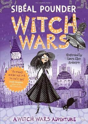 Witch Wars: #1 by Sibeal Pounder