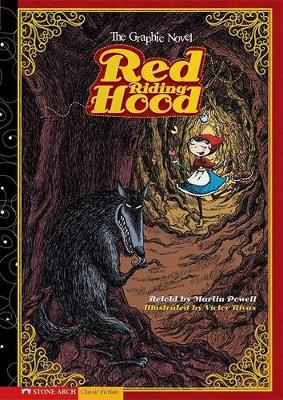 Red Riding Hood by ,Martin Powell