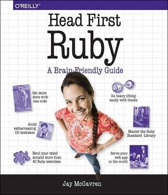 Head First Ruby by Jay McGavren