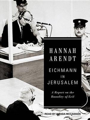 Eichmann in Jerusalem book