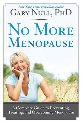 No More Menopause book