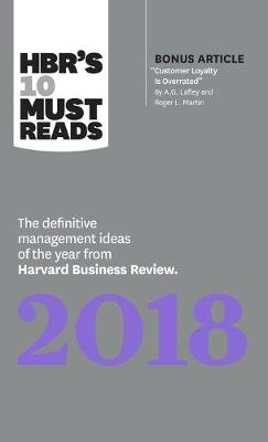 HBR's 10 Must Reads 2018 by Michael E. Porter
