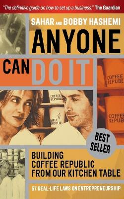 Anyone Can Do It by Sahar Hashemi