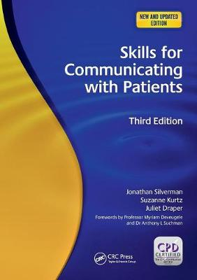 Skills for Communicating with Patients book