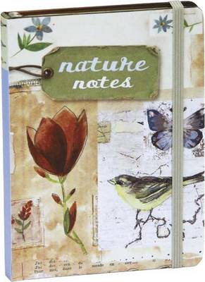 Nature Notes Mini Notebook by Sophie Jordan