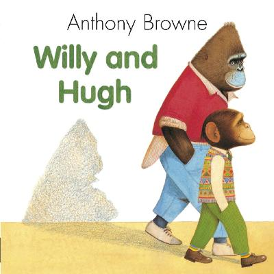 Willy And Hugh book