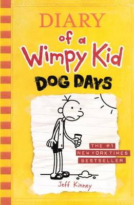 Dog Days by Jeff Kinney